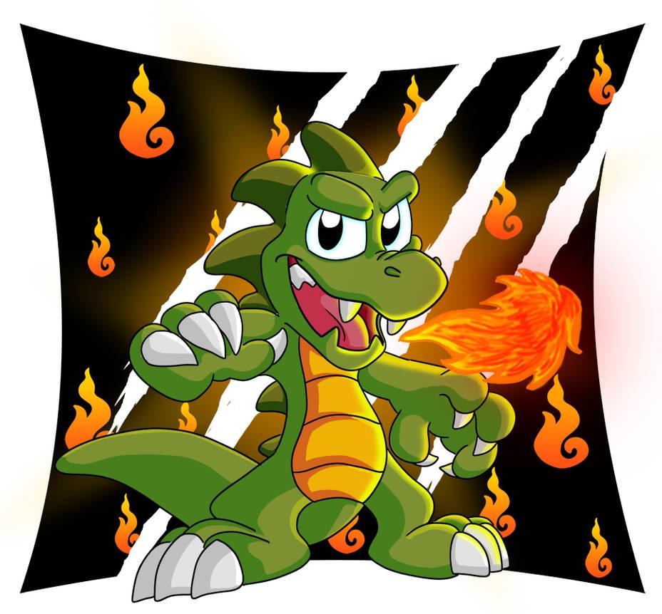 Lizard-man by Hukley