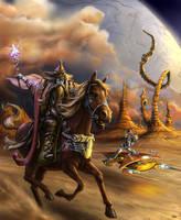 Ancient ways die hard by ShamiesArt