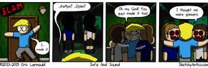 Safe and Sound by SketchyAntics