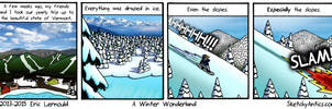 A Winter Wonderland by SketchyAntics
