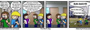 The Work Day by SketchyAntics