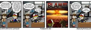 Pokebomb GO by SketchyAntics