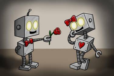 Robos by SketchyAntics