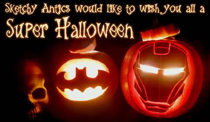 Halloween by SketchyAntics