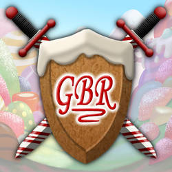 GBR Crest by SketchyAntics