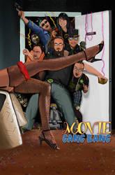 Movie Gang Bang Poster by VerminGTi