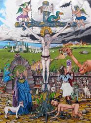 The Martyrdom of Dych Skai by BlueBurgStudios