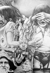 Sexy Nightmare Lullaby by BlueBurgStudios
