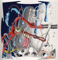 Puzzle Piece 41 by BlueBurgStudios