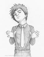 Billie Joe's Suspenders by kelly42fox