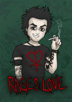 St Jimmy - Rage and Love - Color by kelly42fox