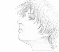 Billie Joe - sketchy like 19 by kelly42fox