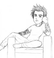 Billie Joe Waiting by kelly42fox
