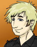 Mike Tablet Derp 01 by kelly42fox