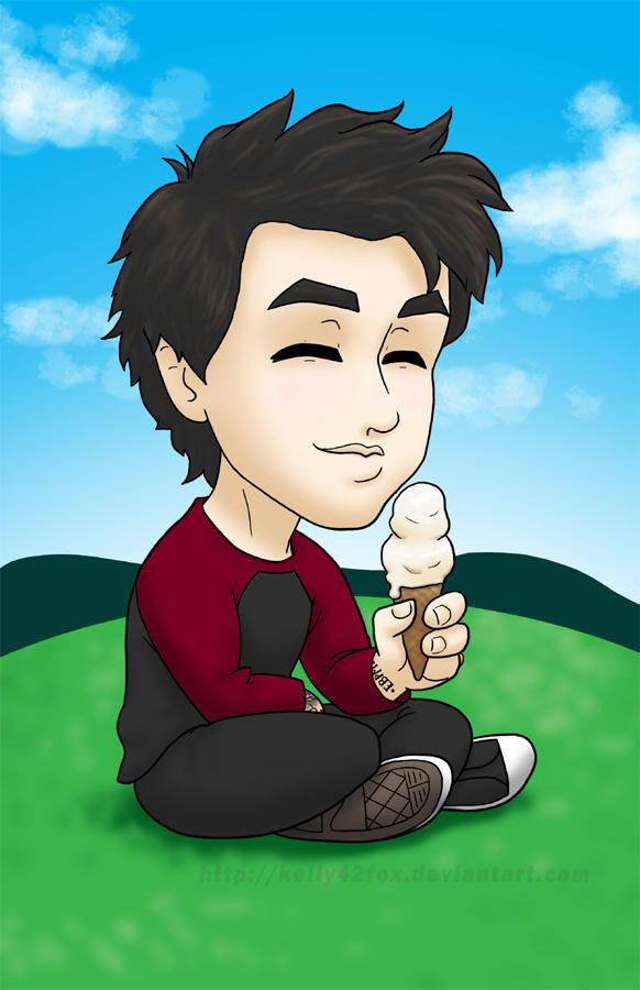 Billie Joe - Ice Cream by kelly42fox