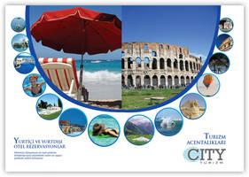 city brochure design by eda2z