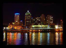 City Lights by sparklystardust