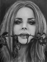 Lana Del Rey by ClearlyDarkness