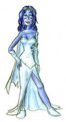 The bride by Melnazar