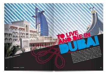 Live + Die In Dubai Feature Ed by aaronshupp