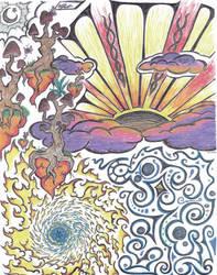 abstract by kili