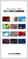 Calendar-Drops - now also 2009 by Finvara