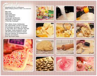 Recipe Buttercookie translated by Finvara