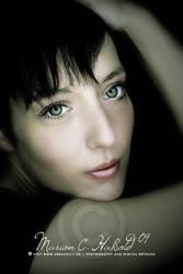 green eyed girl by Finvara