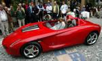 Pininfarina -Rossa Concept by PzlWksMedia
