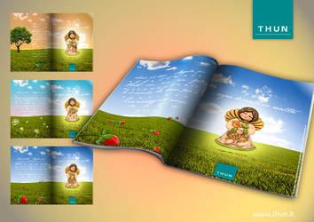 THUN - Il tuo angelo by ideareattiva