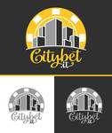 Citybet logotype by ideareattiva