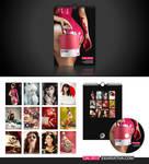 Digital tools in glamour - Glamour Calendar 2012 by ideareattiva