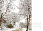 2012 CALENDAR: Love for snow by ideareattiva