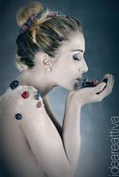 2013 Glamour calendar: soft fruits by ideareattiva