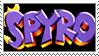Spyro Logo by DeadCatStamps