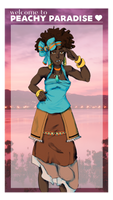 P-P: Banu Buhari by Tanjin