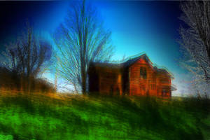 OldHouse by DaLeahWeathers