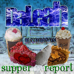 DaLeah Supper Report Love Cake Sugar Pie by DaLeahWeathers