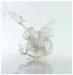Spilled Milk by JesseHigman