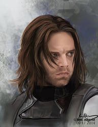WInter Soldier by SavilleHyde