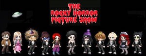 Rocky Horror Picture Show by Snozzberry4947