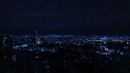 The City by DRSDavidSoft