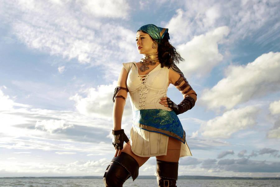 Dragon Age 2 Isabela Cosplay By Senedy On Deviantart
