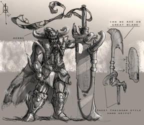 Norseman Concept 01 by Prospektor