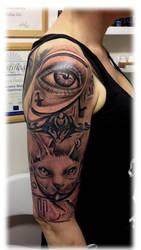 Egyptian sleeve by Shine70