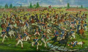 Gaining artillery King's German Legion by matej16