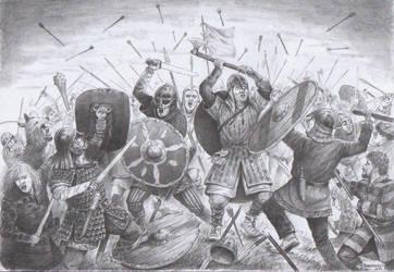 Battle fury by matej16