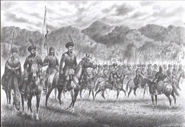 Lisowczycy - infernal riders by matej16