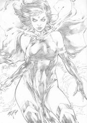 Raven by Iago Maia by Ed-Benes-Studio