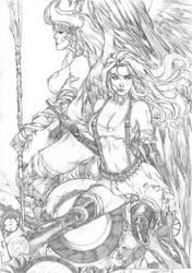 Aphrodite IX by Carlos Silva by Ed-Benes-Studio